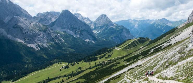 Wander TransAlp Südtirol (Zugspitze - Gardasee)