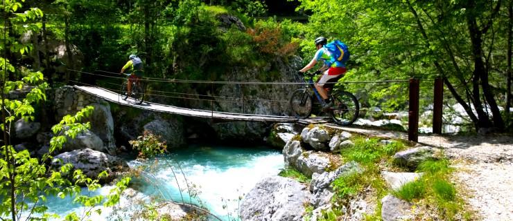 TransAlp MTB AdriaTrail (Slowenien)