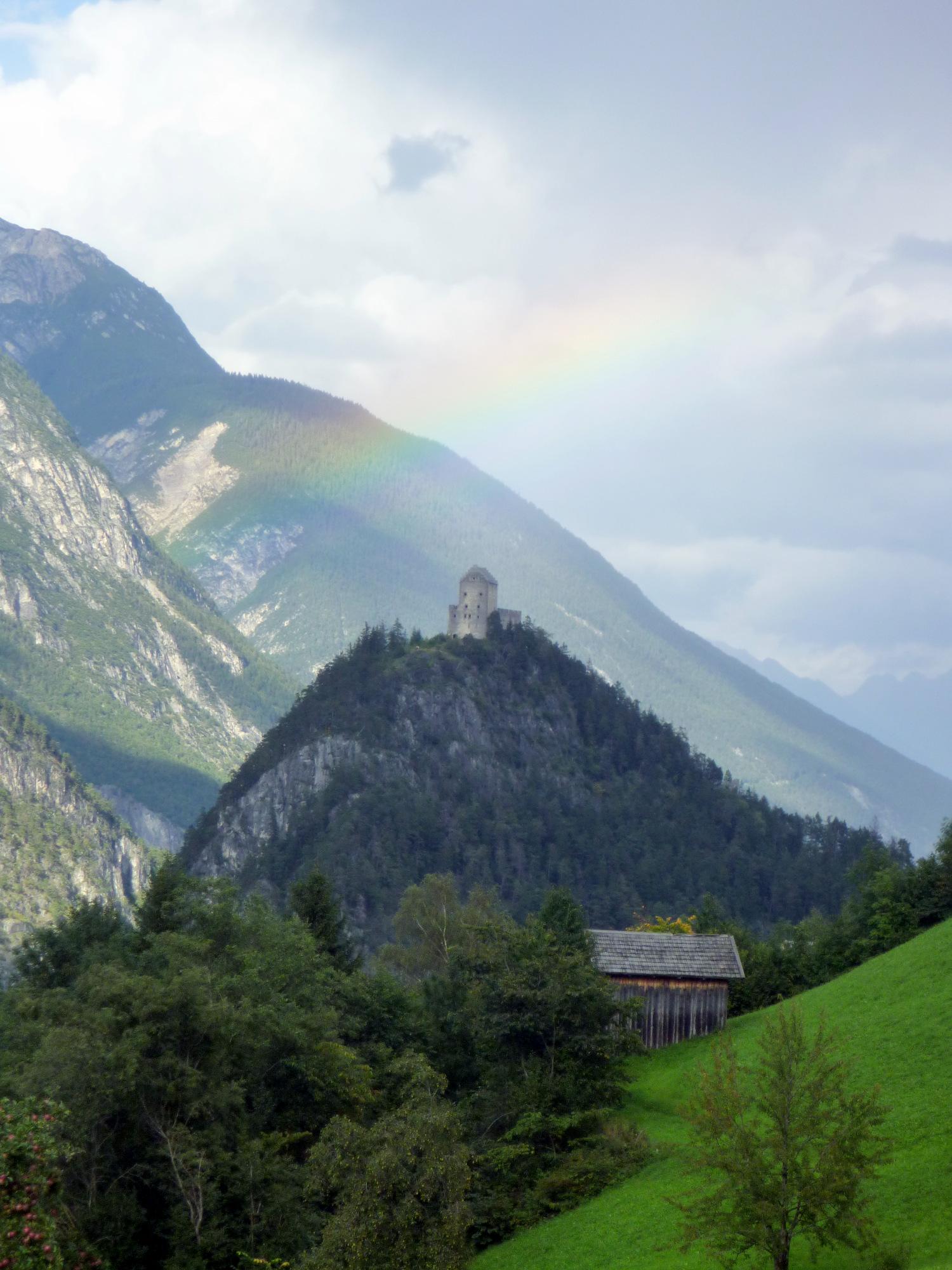 Wander TransAlp Südtirol (Zugspitze Gardasee) › GOACTIVE