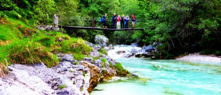 Wander TransAlp Slowenien