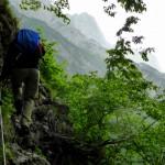 Wandern TransAlp Slowenien